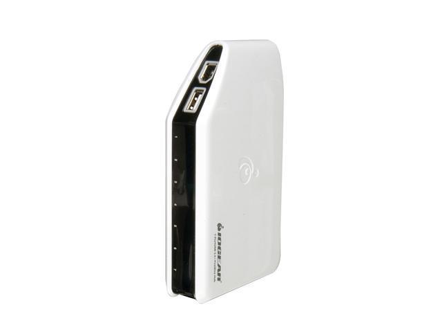IOGEAR GUH420 USB 2.0 / FireWire Combo Hub