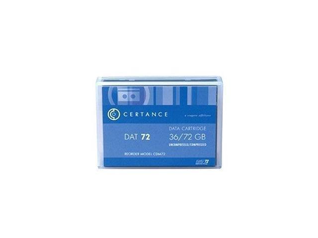 Quantum CDM72 36/72GB DAT 72 Tape Media 1 Pack