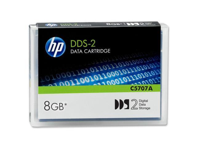 HP C5707A 4/8G DDS-2 Tape Media 1 Pack