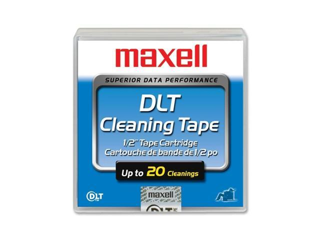 maxell 183770 DLT CLEANING Tape 1 Pack