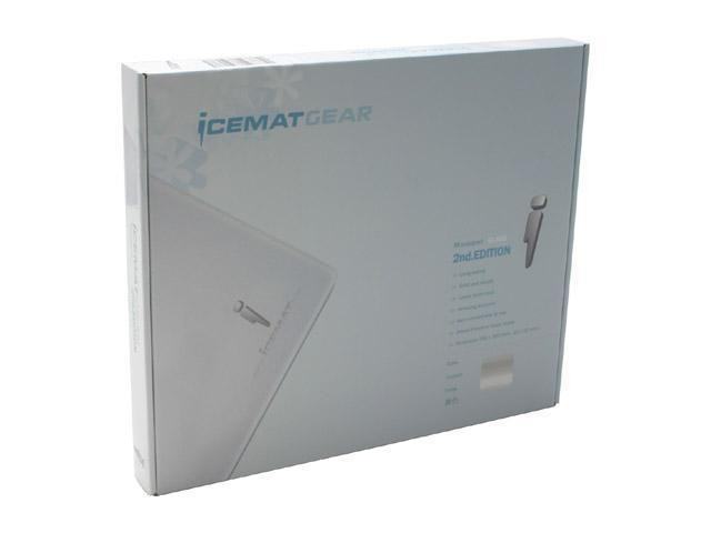 iCEMAT 2nd Edition 10013 SILVER Mouse Pad