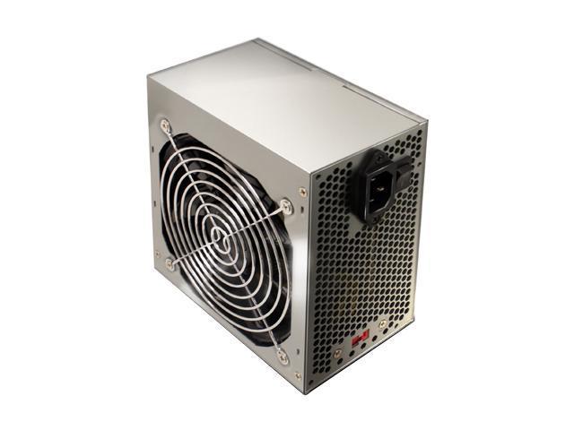 NZXT PP500 500W ATX 12V V2.01 Power Supply