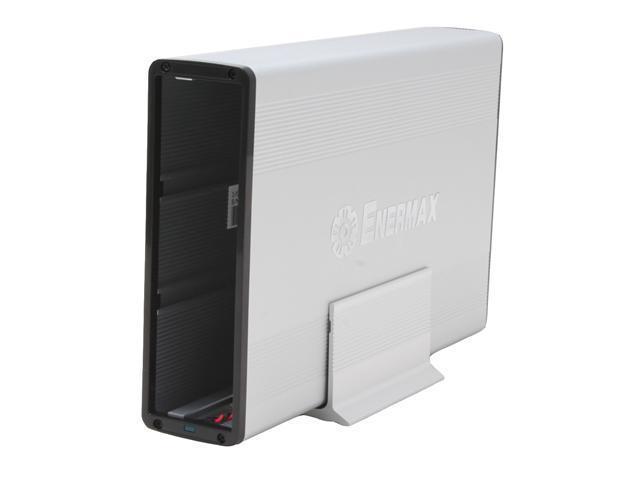 """ENERMAX EB505U-S Aluminum 5.25"""" USB 2.0 External Enclosure"""