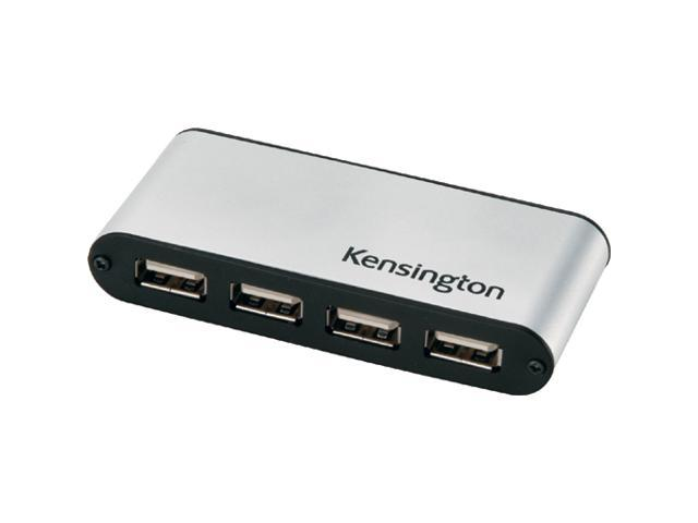 Kensington K33935US 4 Ports USB 2.0 PocketHub