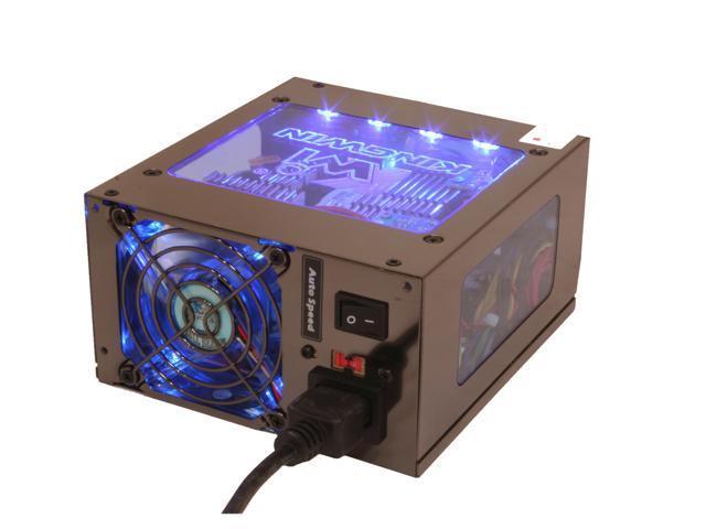 KINGWIN ABT-600CW 600W ATX 12V Ver.2.2 SLI Certified CrossFire Ready Modular Power Supply