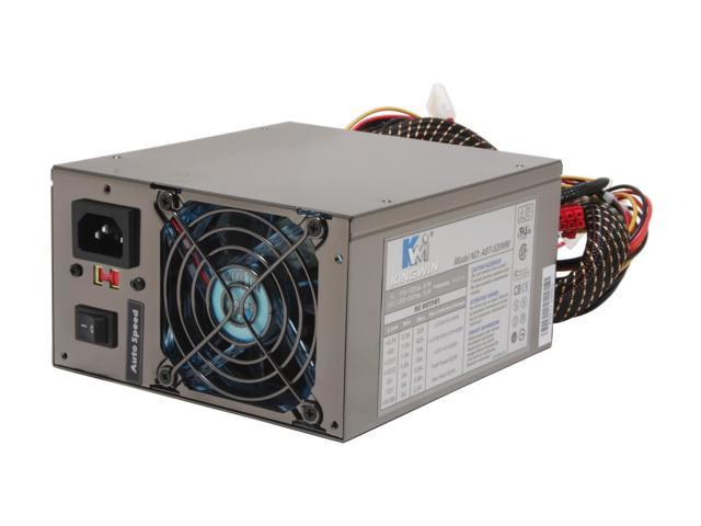 KINGWIN ABT-520MM 520W ATX / BTX SLI Certified CrossFire Ready Power Supply