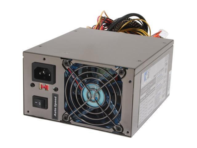 KINGWIN ABT-600MM 600W ATX 12V Ver2.2 SLI Ready CrossFire Ready Power Supply