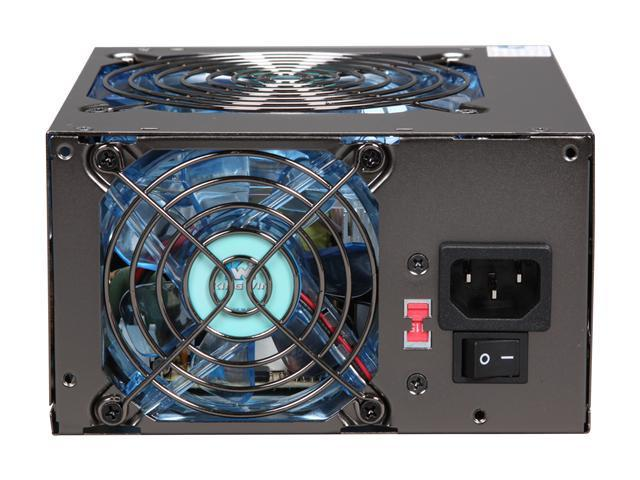 KINGWIN Mach 1 ABT-600MA1S 600W ATX 12V Ver.2.2 SLI Certified CrossFire Ready Modular Power Supply