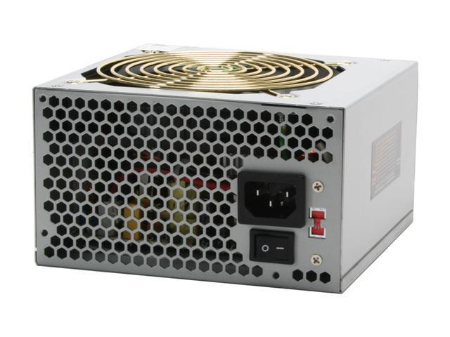 KINGWIN ABT-350MM 350W ATX 12V Ver.2.2 Power Supply