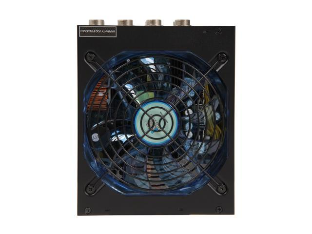 KINGWIN Mach 1 ABT-1000MA1S 1000W ATX / BTX SLI Certified CrossFire Ready 80 PLUS BRONZE Certified Modular Active PFC Power Supply