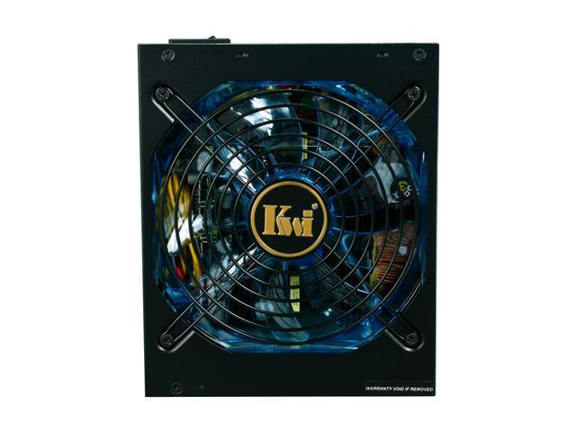 KINGWIN Lazer Gold Series LZG-850 850W ATX 12V v2.2 / EPS 12V v2.91 SLI Ready CrossFire Ready 80 PLUS GOLD Certified Modular Active PFC Power Supply