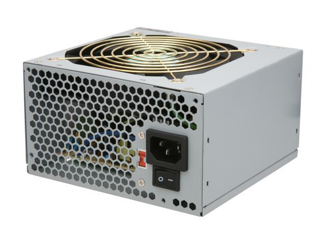 KINGWIN ABT-650MM 650W ATX 12V v2.2/ BTX SLI Ready CrossFire Ready Power Supply