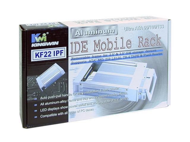 "KINGWIN KF-22-IPF Mobile 5.25"" HDD Rack"