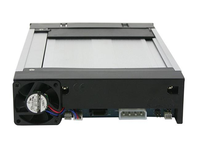 "VANTEC MRK-200ST-BK EZ Swap 3.5"" SATA Removeable Hard drive rack Kit, with LCD display"