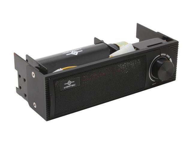 Vantec Vortex 2 Hard Drive Cooling System - Model VTX-C02-BK