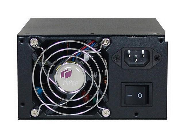 HIPER Type M HPU-4M730-SS 730W Continuous @ 40°C (Maximum Continuous Peak: 780W) ATX12V V2.2 & EPS12V V2.91 SLI Certified CrossFire Ready Active PFC Power Supply