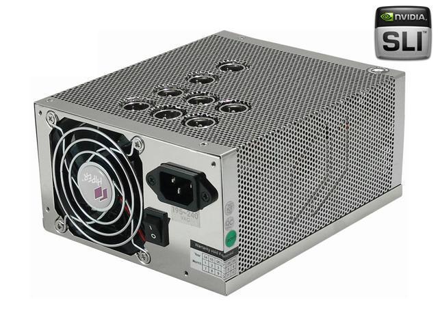HIPER HPU-4S730-MS 730W ATX12V v2.2 SLI Certified CrossFire Ready Modular Active PFC Power Supply