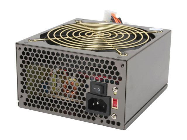 nMEDIAPC Mute Power MP-400 400W ATX12V Power Supply