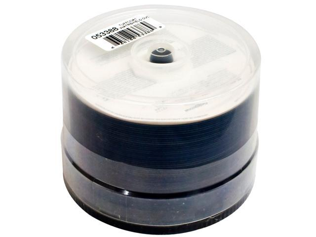 PRIMERA 4.7GB 16X DVD-R Printable 50 Packs TuffCoat Disc Model 53388