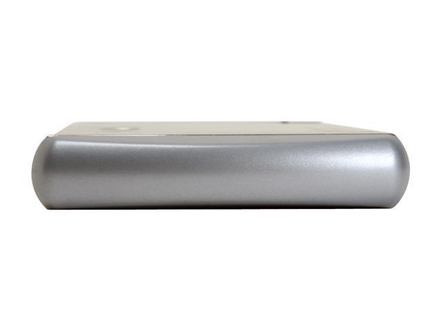 "BYTECC HD1-SUS Aluminum 2.5"" USB2.0 & eSATA External Enclosure"