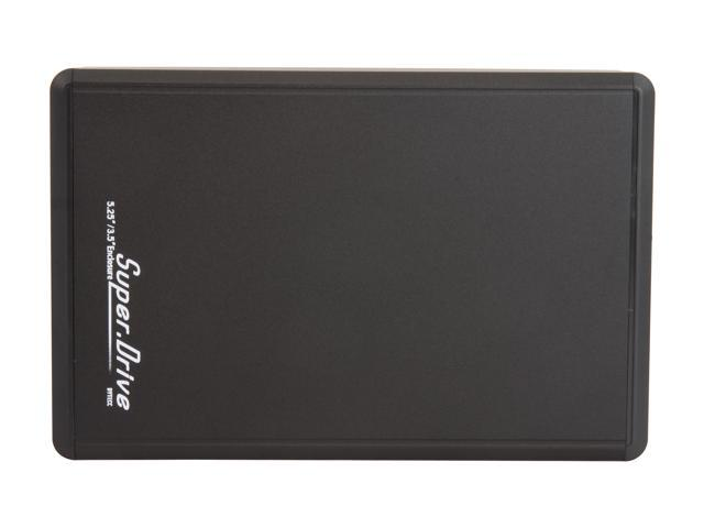 "BYTECC ME-535Limited-BK Aluminum 5.25""/3.5"" Black USB 2.0/e-SATA/Firewire 400/Firewire 800 External Enclosure Support Blue Ray, Oxford 934DSB Chipset"