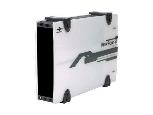 """VANTEC NexStar2 NST-525U2 5.25"""" USB 2.0 External Enclosure"""
