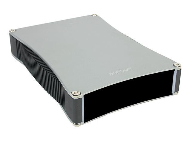 "Mapower KC51C1 Aluminum 5.25"" USB 2.0 & 1394 External Enclosure"