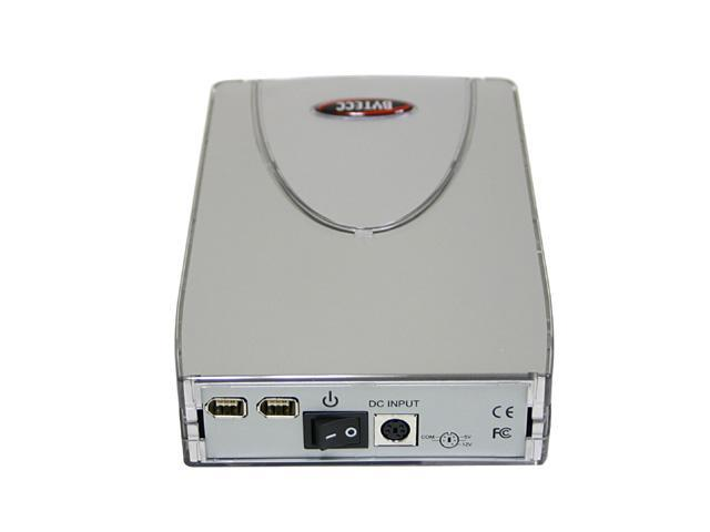 "BYTECC ME-720F 3.5"" 1394 External Enclosure"