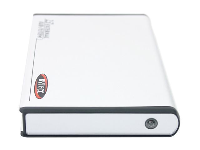 "BYTECC ME-940F Aluminum 2.5"" 1394 External Enclosure"