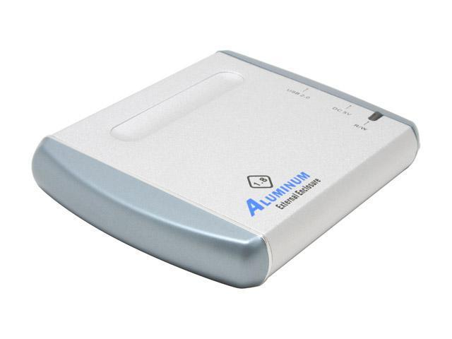 "BYTECC BT180U2 Aluminum 1.8"" USB 2.0 External Enclosure"