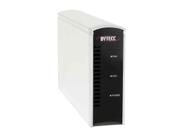 "BYTECC ME-747U2FW Aluminum 3.5"" USB & 1394 External Enclosure"