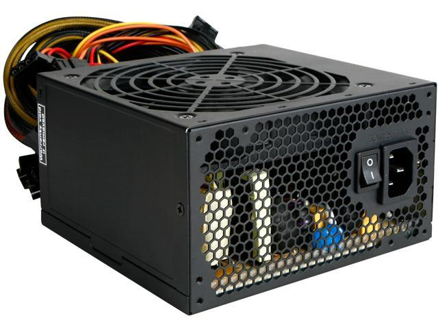 iStarUSA TC-750PD8 750W Single PS2 ATX High Efficiency Switching Power Supply
