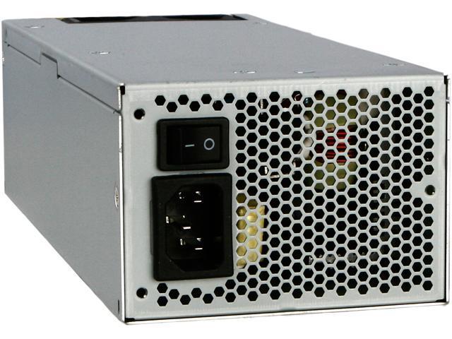 iStarUSA TC-2U60PD8 600W Single 2U Server Power Supply - 80 PLUS