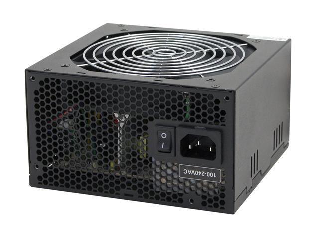 SeaSonic S12-430 430W ATX12V Active PFC Power Supply