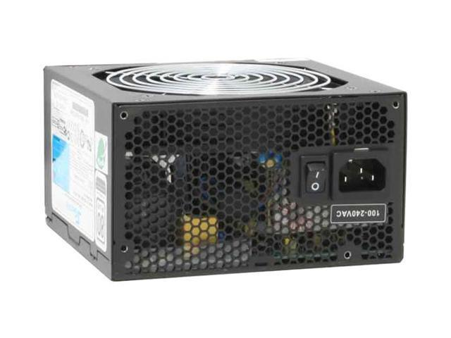 SeaSonic S12 Energy Plus SS-550HT 550W ATX12V V2.3 / EPS12V V2.91 SLI Certified CrossFire Ready 80 PLUS Certified Active PFC Power Supply