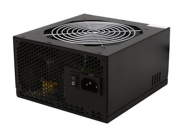 SeaSonic M12 SS-600HM 600W ATX12V V2.3 / EPS12V V2.91 SLI Certified CrossFire Ready 80 PLUS Certified Modular Active PFC Power Supply