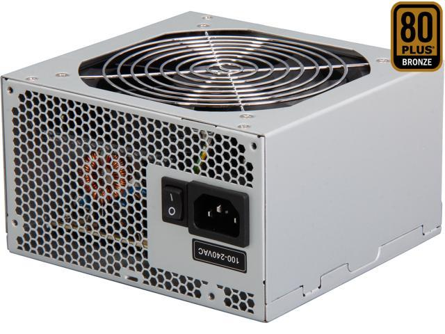 SeaSonic SS-400ET Bronze 400W ATX12V V2.2/EPS12V 2.91 SLI Ready CrossFire Ready 80 PLUS BRONZE Certified Active PFC Power Supply
