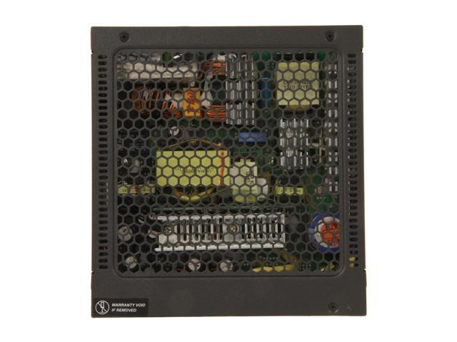 SeaSonic X series SS-400FL Active PFC F3 400W ATX12V Fanless 80 PLUS Platinum Certified Modular Active PFC Power Supply