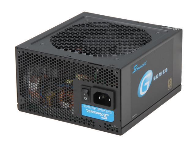SeaSonic SSR-450RM 450W ATX12V / EPS12V SLI Ready CrossFire Ready 80 PLUS GOLD Certified Modular Active PFC Power Supply New 4th Gen CPU Certified Haswell Ready