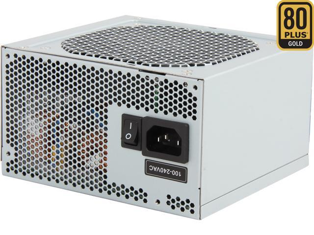 SeaSonic SSP-450RT 450W ATX12V 80 PLUS GOLD Certified Active PFC PC Power Supply 12cm Double Ball Bearing Series