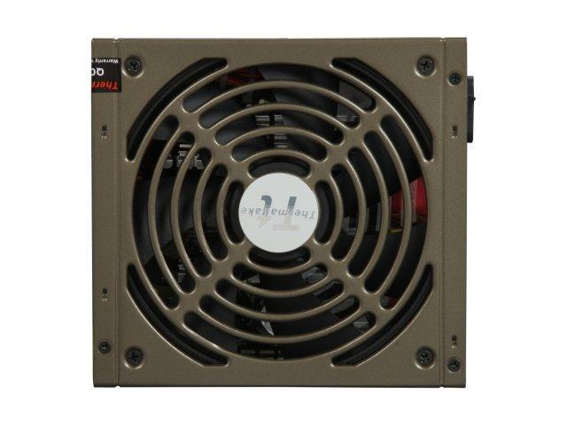 Thermaltake W0131RU 850W ATX12V / EPS12V SLI Certified 80 PLUS Certified Modular Active PFC Power Supply