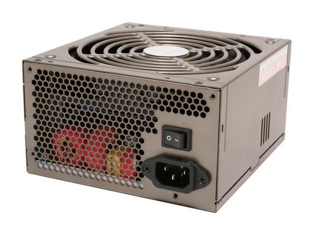 Thermaltake Purepower RX W0141RU 450W ATX 12V 2.2 Modular Active PFC Power Supply