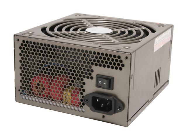 Thermaltake Purepower RX W0144RU 600W ATX12V / EPS12V SLI Ready CrossFire Ready Modular Active PFC Power Supply