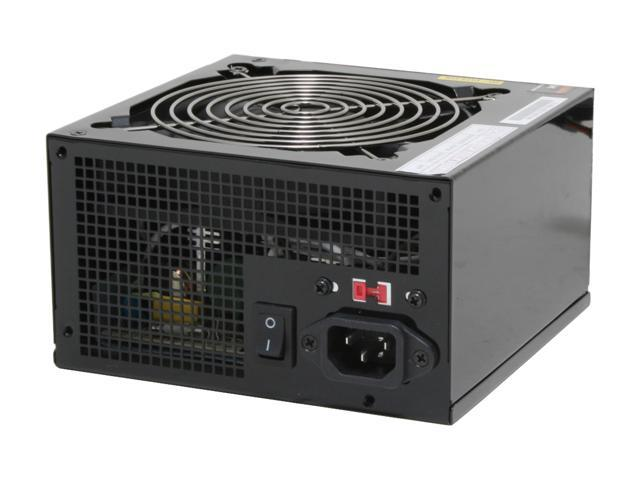 Thermaltake Purepower W0100RU 500W ATX 12V 2.0 Power Supply