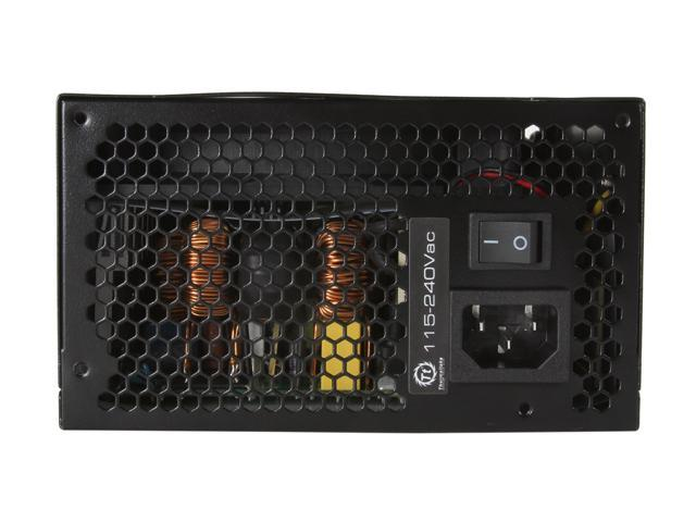 Thermaltake Smart SP-730P 730W ATX 12V 2.3 80 PLUS Certified Active PFC Power Supply