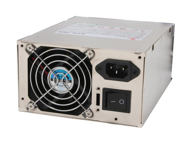 COOLMAX CTG-750 750W ATX12V SLI Certified CrossFire Ready Active PFC Power Supply