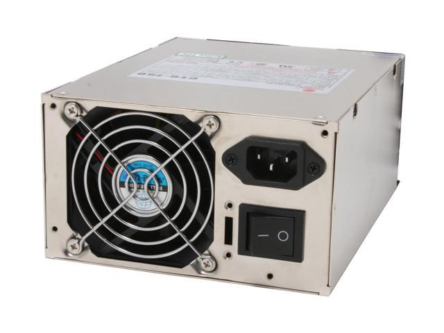 COOLMAX CTG-850 850W ATX12V SLI Certified CrossFire Ready Active PFC Power Supply