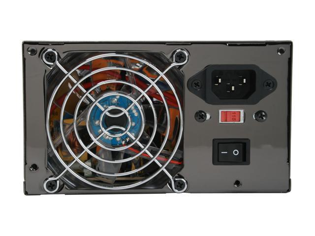COOLMAX CTG-1000 1000W ATX12V SLI Ready CrossFire Certified Active PFC Power Supply
