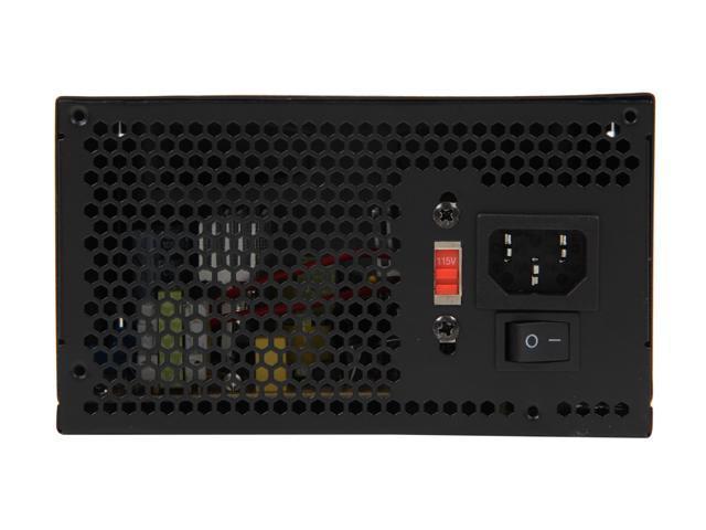 COOLMAX CX-350B (Black) 350W ATX12V v2.0 Power Supply
