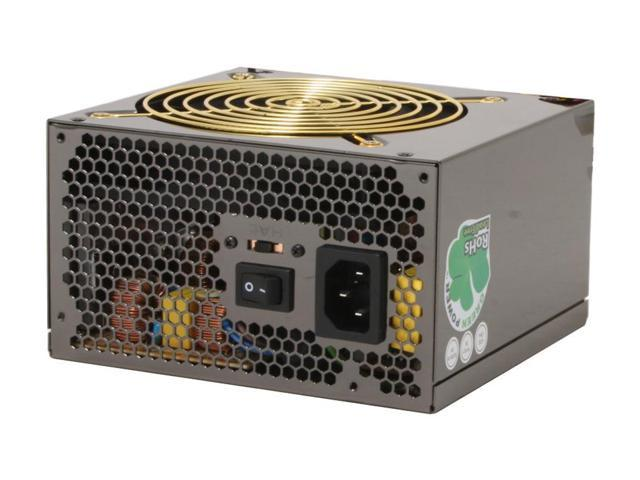 COOLMAX CP-500T 500W EPS12V Active PFC Power Supply